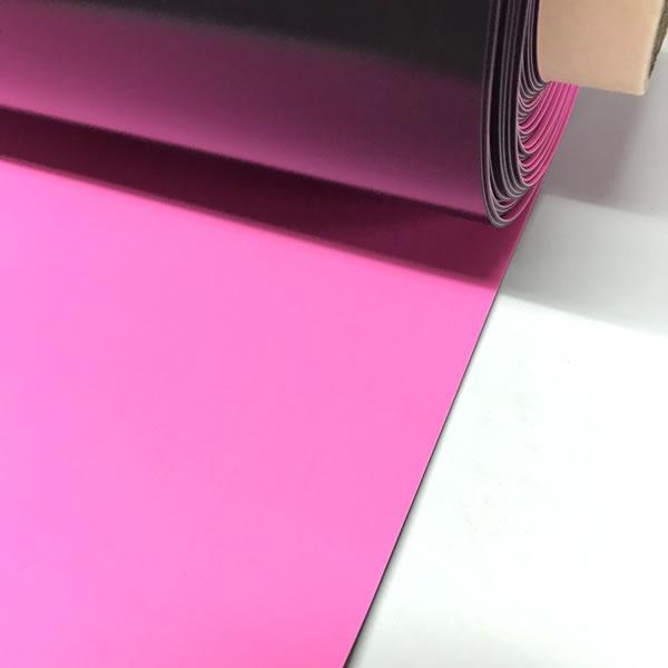 ビニールマット ピンク カシミヤ 画像